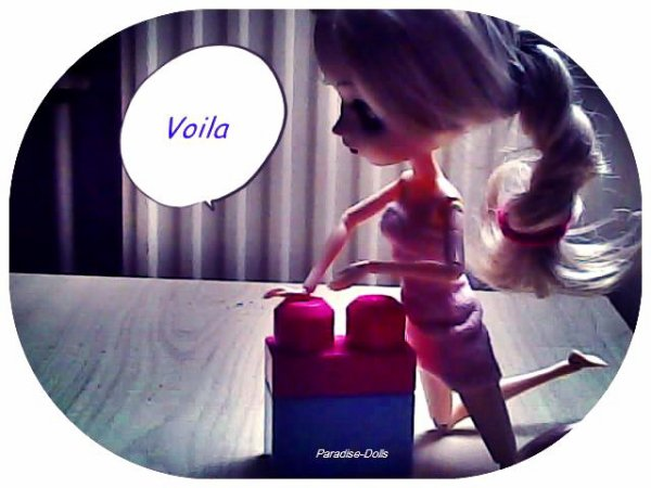 ♥ Photos Story : Mia and lego ♥ (2)