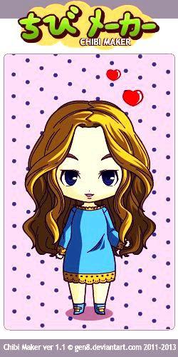 ♥ Mia en Chibi ♥