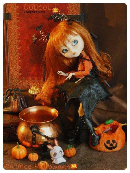 ♥ Vacance Halloween ♥