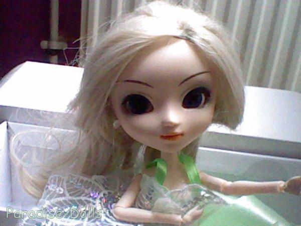 ♥ Séance photos : Mia white and green
