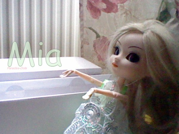 ♥ Séance photos : Mia white and green (2)