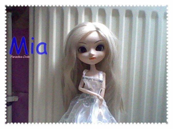 ♥ Modification sur Mia ♥
