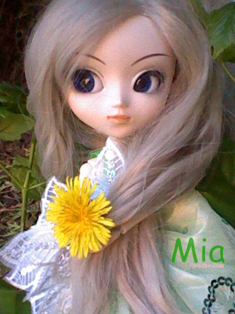♥ Séance photos : Mia and Nature ♥