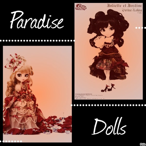 ♥ ~ Pullip Princess Rosalind VS Karen ~ ♥