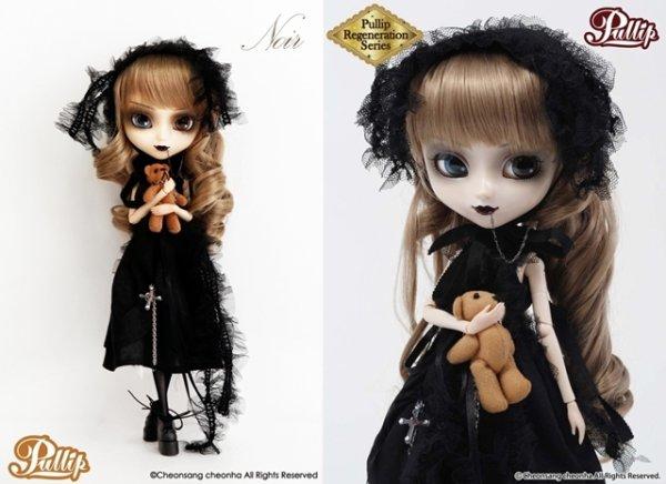 ♥ Pullip Noir Regeneration ♥