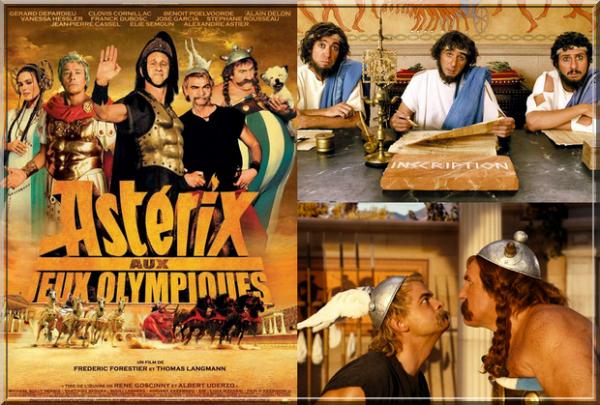 ~98~ Astérix et Obelix aux Jeux Olympiques