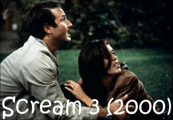 Critiques de la saga Scream de Wes Craven Scream - Scream 2 - Scream 3 - Scream 4