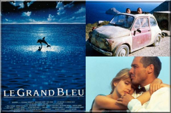 ~195~ Le grand bleu