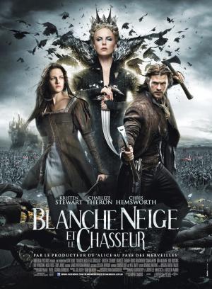 ~233~ Blanche Neige et le chasseur