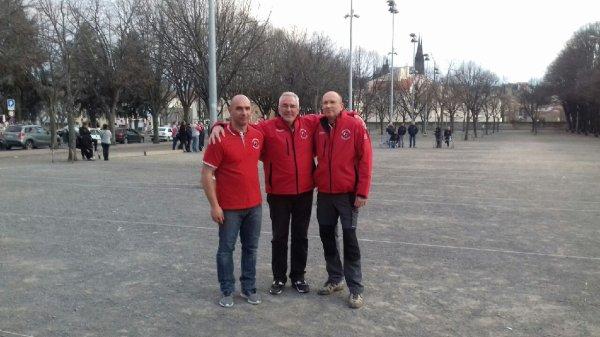 Championnat du Puy de Dôme de jeu provençal