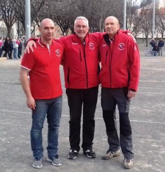 Triplette provencale