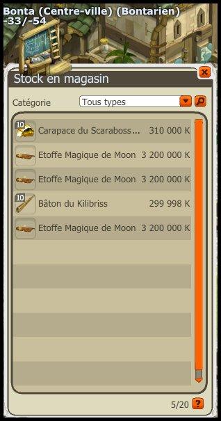 ` AnFi's Blog ~> Etoffe Magique Moon `