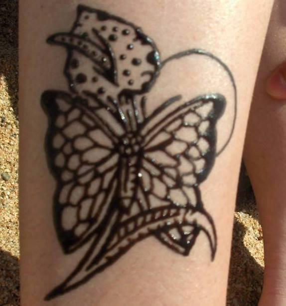 Mon tatouage que j'aimerai en vrai