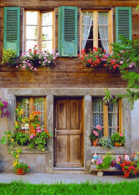 maisons et maisonnettes