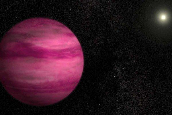 la découverte d une nouvelle planete