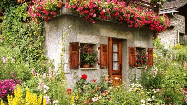 maisons et maisonettes