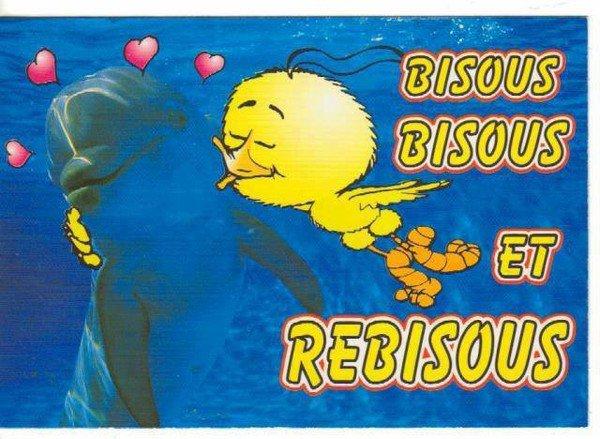 bisous a tous