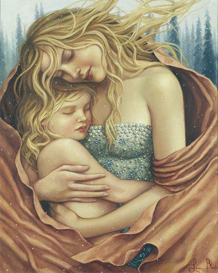 le bonheur d'etre maman