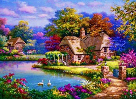petit coin de paradis