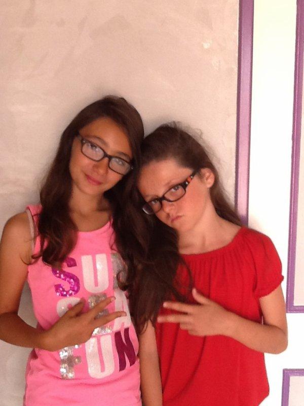 Sarah & Vicky