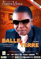 (ayessabouya) Palmade Atipo Générique de l'Album Balle à Terre