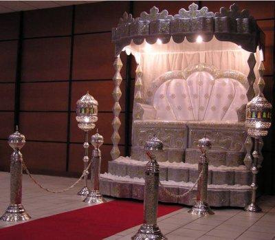 trone oriental baroque mariage marseille aix bouches du rhne tl 06986065 - Trone Mariage Oriental