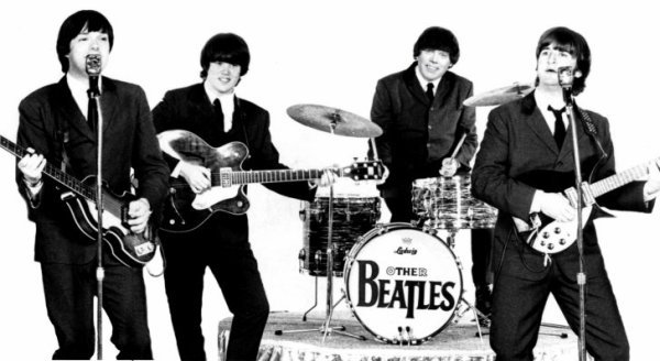 biographie de The Beatles