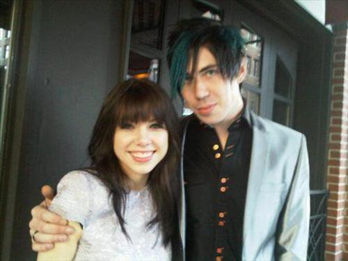 Carly Rae Jepsen / ~~Sour Candy~~Feat Josh Ramsay (2012)
