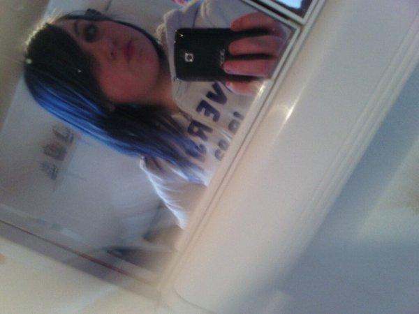 En mode bleu ;)