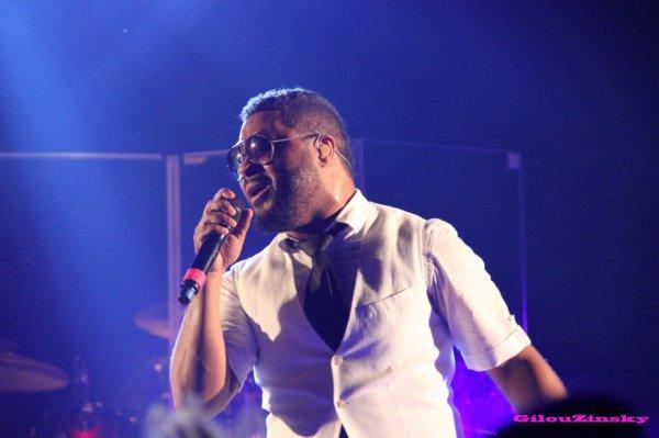Musiq Soulchid au Bataclan - paris