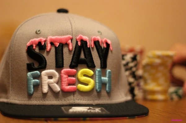 Swag and always Fresh