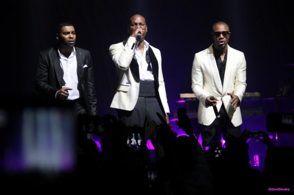 TGT  concert in PARIS - Three kings  TOUR