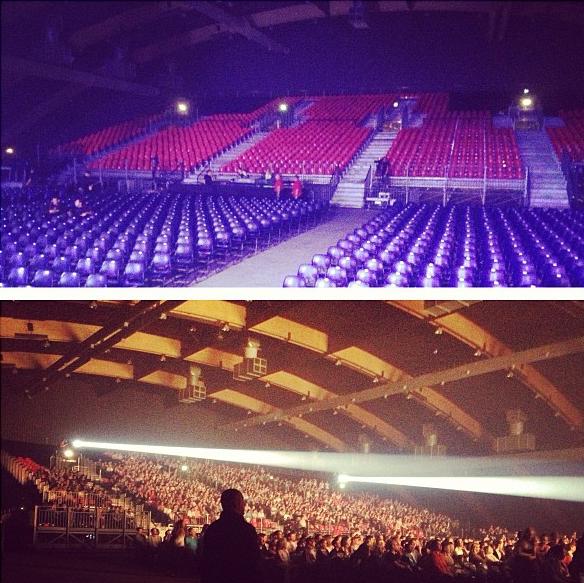 THE VOICE-TOUR 2013 ça continue :)