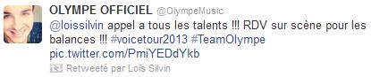 The voice tour à Angers (photos twitter/instagram) ♥
