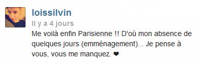 Lois silvin - La parissienne