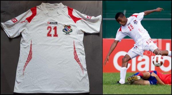 Maillot Panama 2011 2012