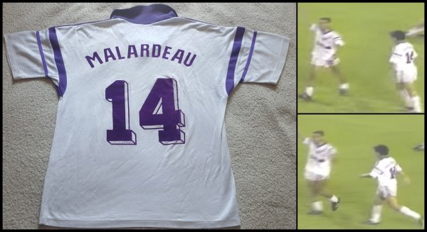 Maillot Toulouse FC 1989 1990