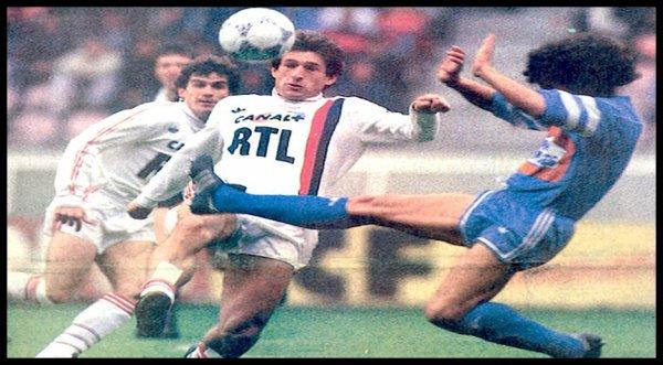 Maillot PSG 1987 1988