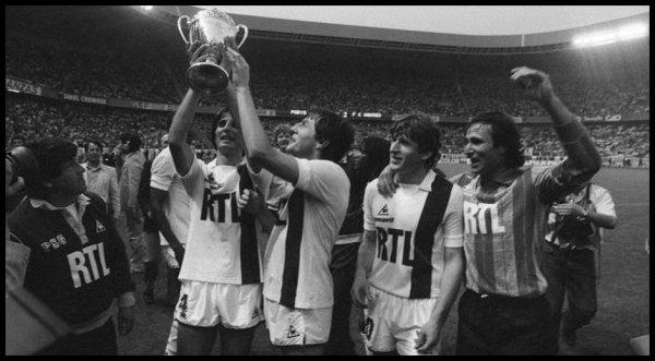 Maillot PSG 1983 1984