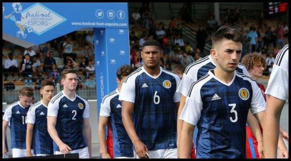 Maillot Ecosse 2016 2017
