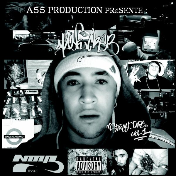 "NET TAPE GRATUITE ...FREE DOWNLOAD !!    ...""A55 PRODUCTION STREET TAPE VOL.1""..."