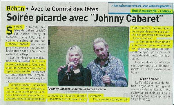 Journal L' Elaireur 15 Novembre 2011