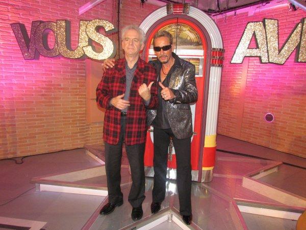 02 Décembre 2011 Télé idf 1 Vous avez du talent Jacky & Johnny Merci