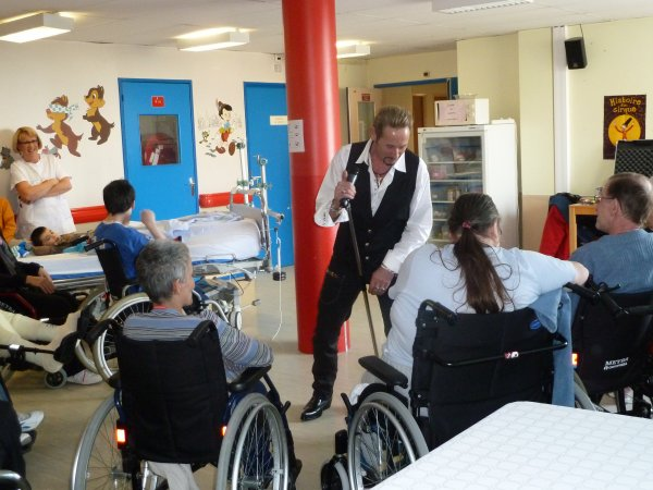 08 Février 2012. Centre de Réeducation F. Merci