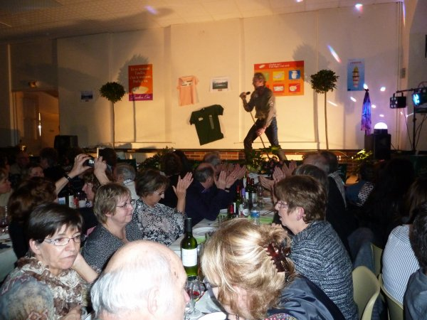 18 Février 2012 Dreuil les Amiens en Soirée  Superbe