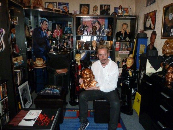 Ma passion depuis 1979 pour la plus grande Star française le Boss