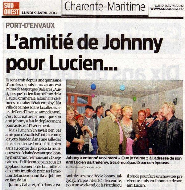 07 Avril 2012  Port d' Envaux Superbe Surprise
