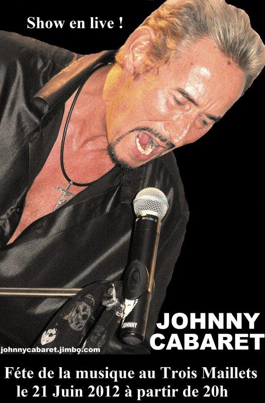 Rendez vous au Trois Maillets jeudi 21 Juin 2012 pour la fete de la Musique à 19heures Merci