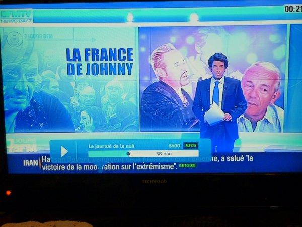 BFM télé 15 Juin 2013