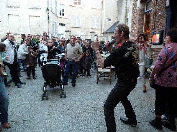 21 Juin 2013 Fete de la Musique les III.Maillets Amiens Merci